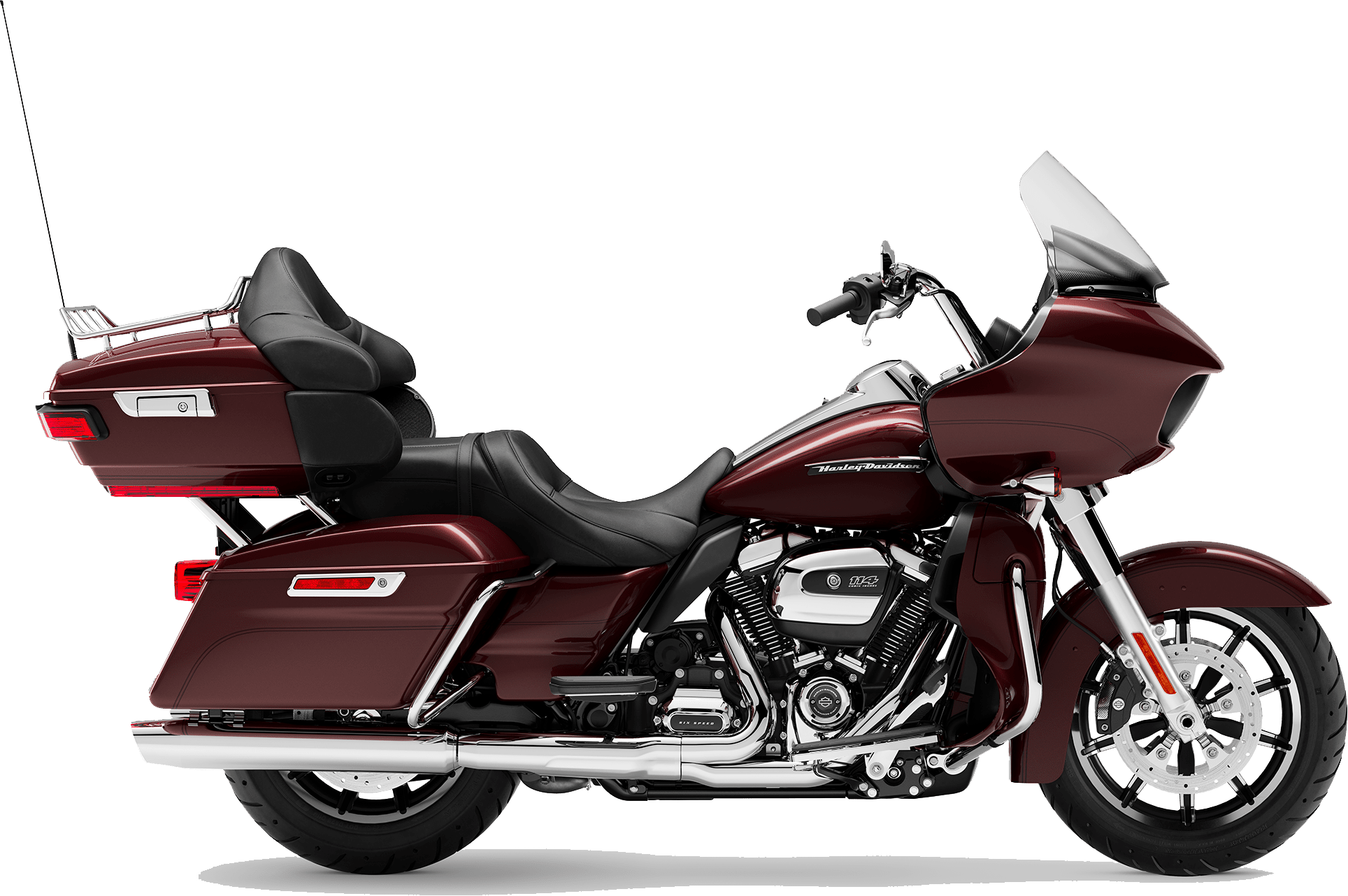 2019 Harley-Davidson H-D Touring Road Glide Ultra Twisted Cherry