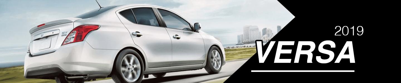 Jones Nissan 2019 Versa