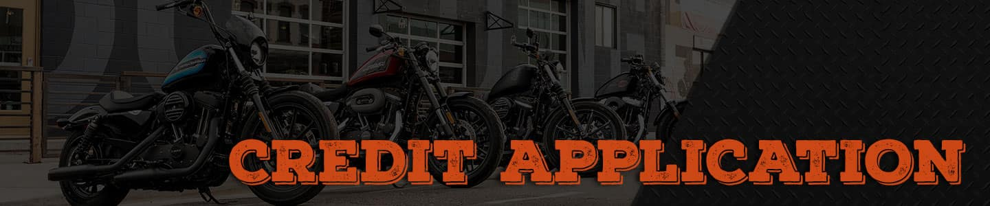 Latus Moors Harley Davidson Credit Application