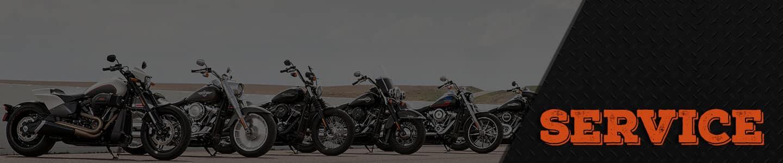 Lotus moors Harley Davidson Service