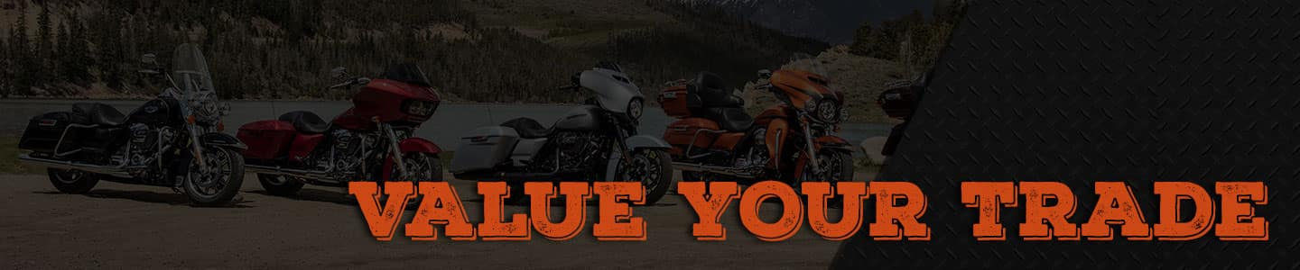 Latus Moors Harley Davidson Value your Trade