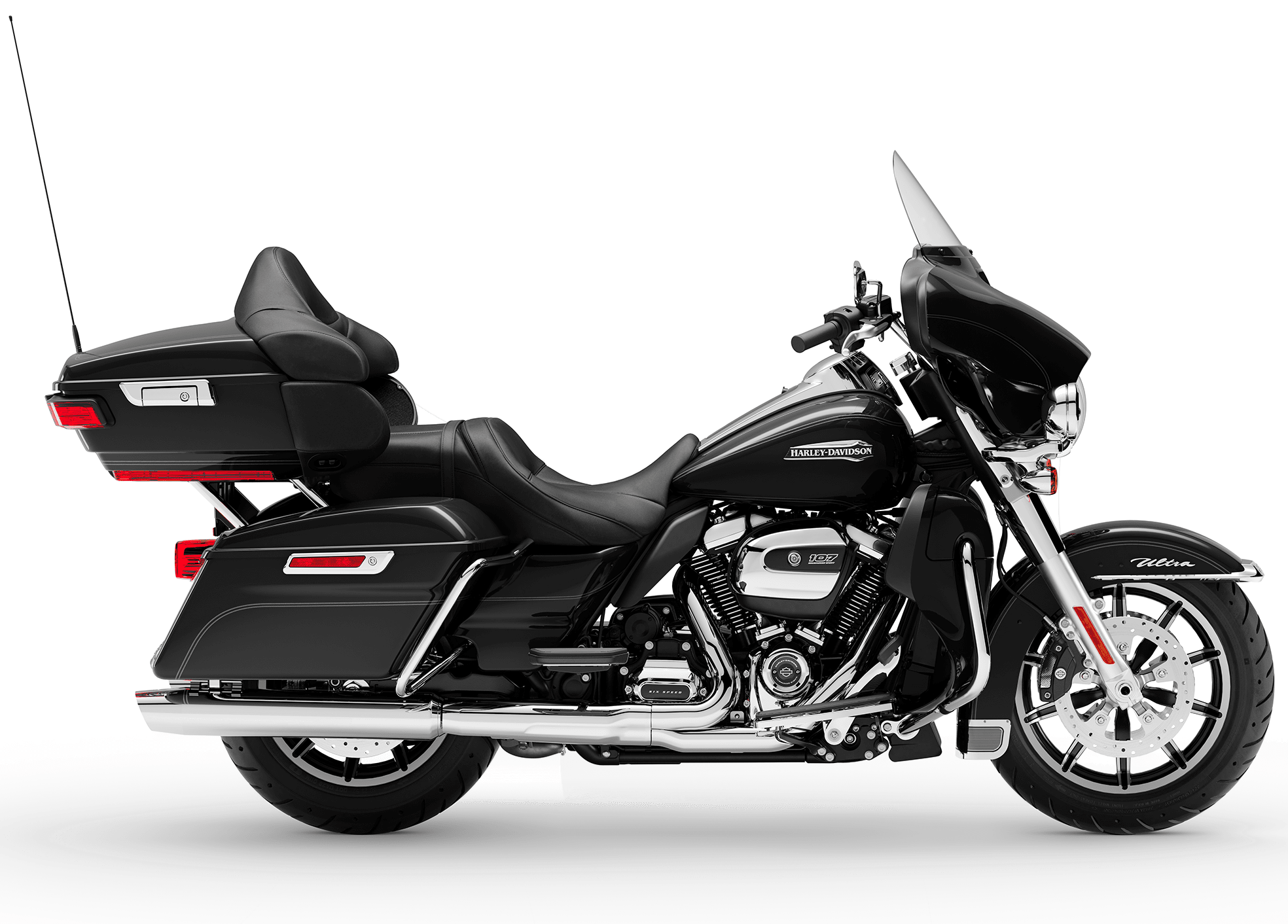 2019 Harley-Davidson H-D Touring Electra Glide Ultra Classic Vivid Black