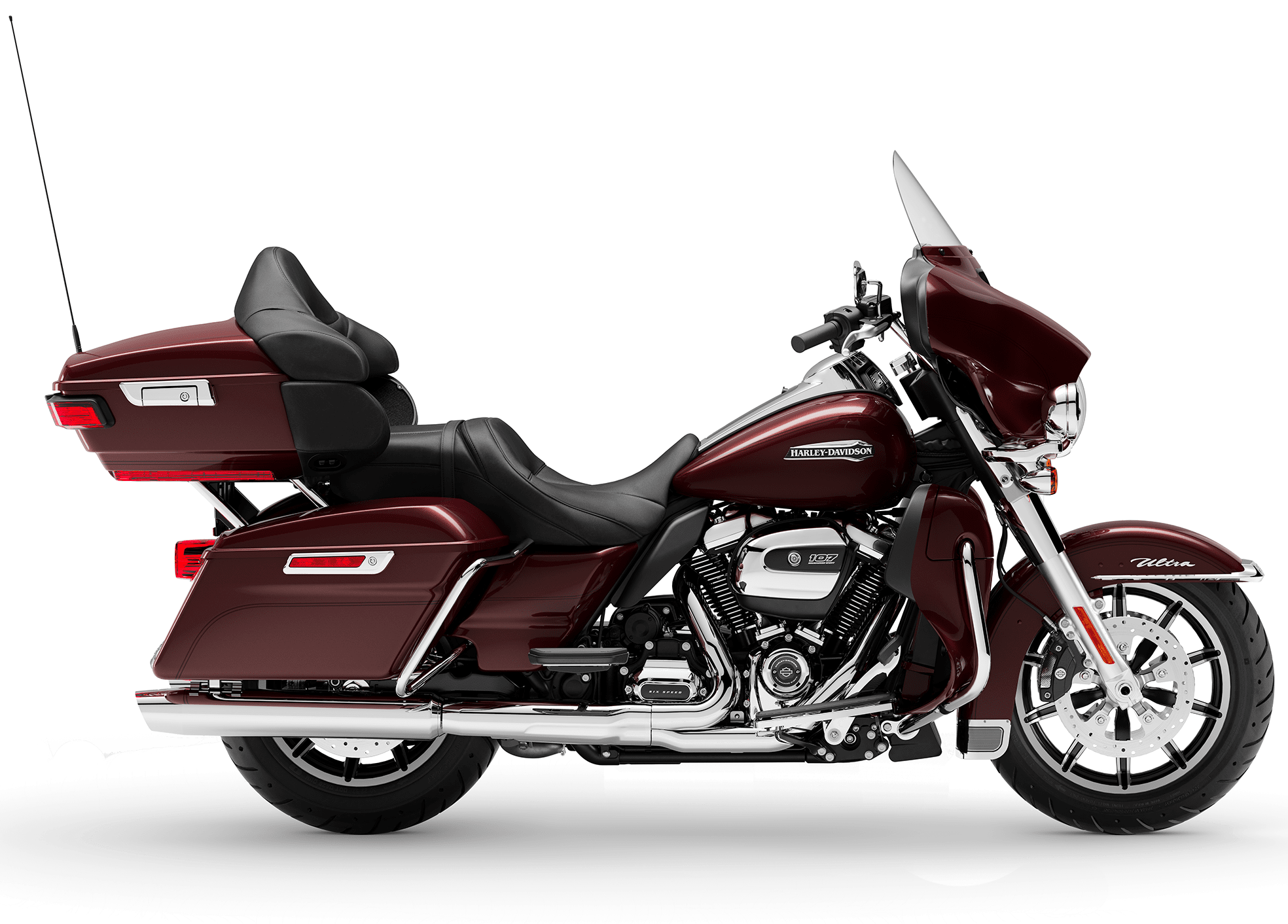 2019 Harley-Davidson H-D Touring Electra Glide Ultra Classic Twisted Cherry