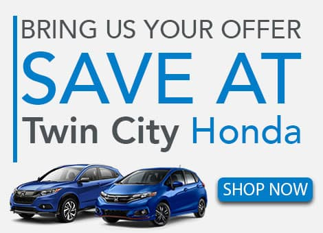 Twin City Honda Save At