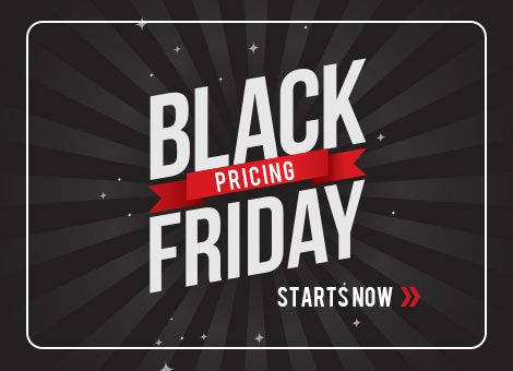 Black Friday pricing starts now