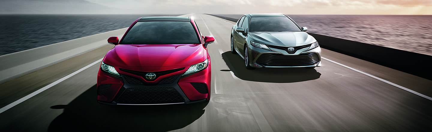 2018 Toyota Camry For Sale At Stephen Toyota In Bristol, CT