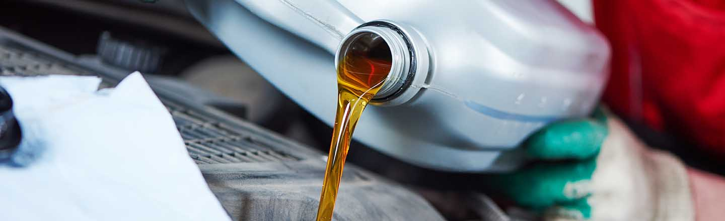 Toyota Motor Oil & Filter Services In Bristol, CT