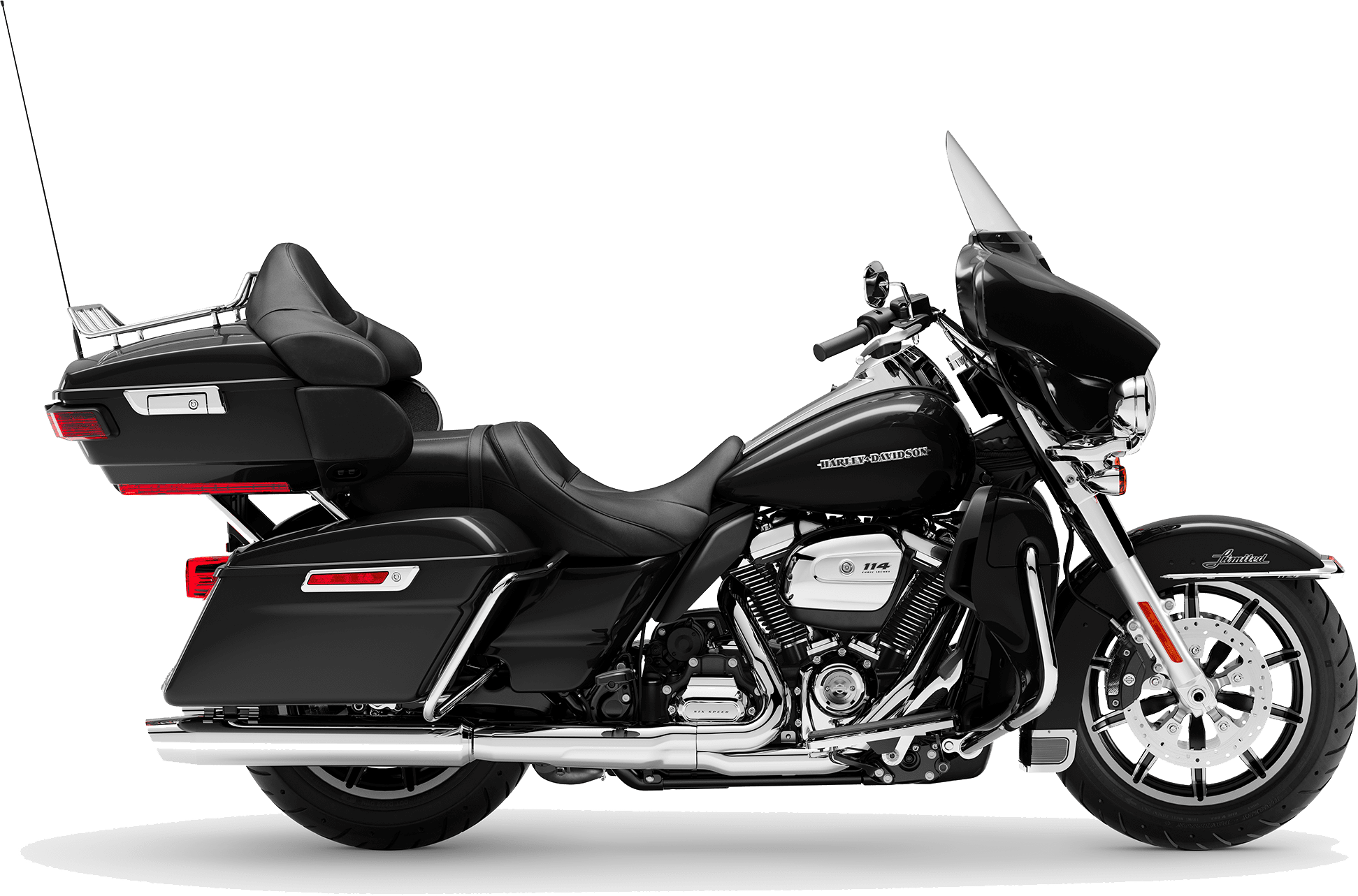 2019 Harley-Davidson H-D Touring Ultra Limited Low Vivid Black