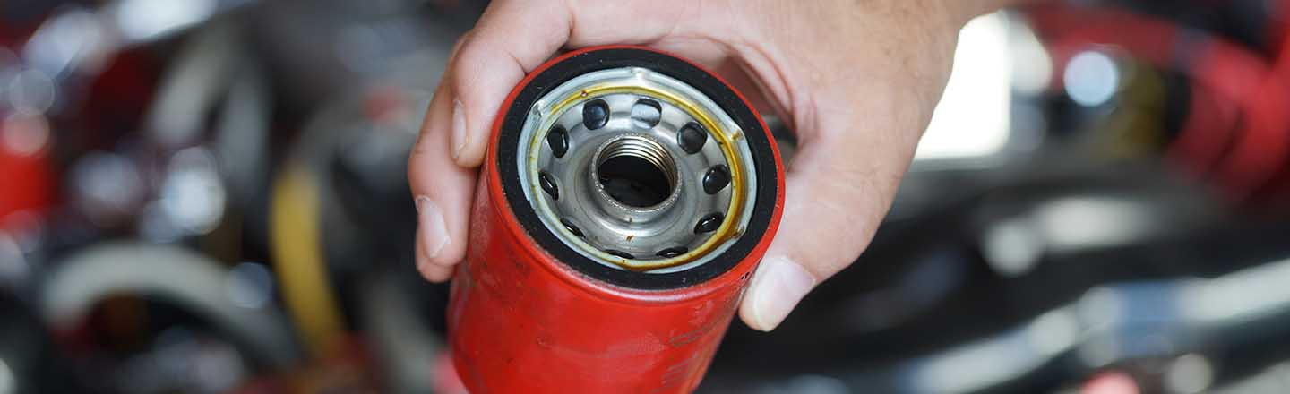 Genuine Toyota Oil Filters for Sale in Port Angeles, WA