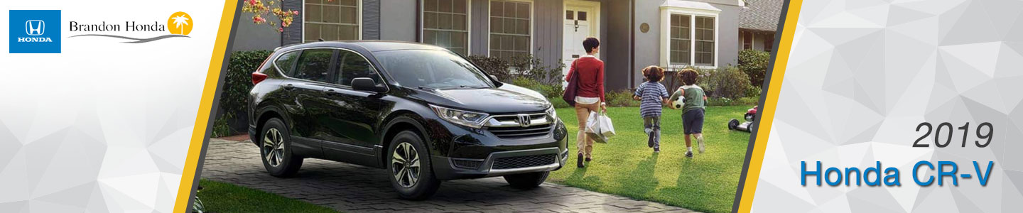 Brandon Honda 2019 CR-V