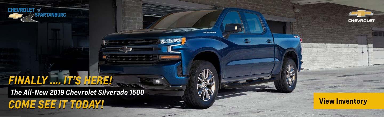 Chevrolet Of Spartanburg >> New Used Dealership Serving Greer Sc Chevrolet Of Spartanburg