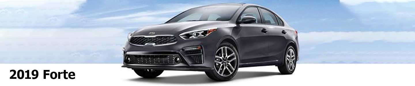 2019 Kia Forte Compact Cars in Kenner, LA near New Orleans