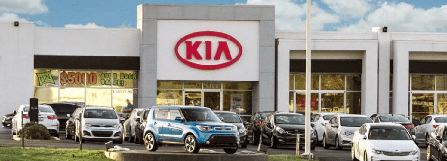 About Our Kia Dealership in Sheffield near Florence, Alabama