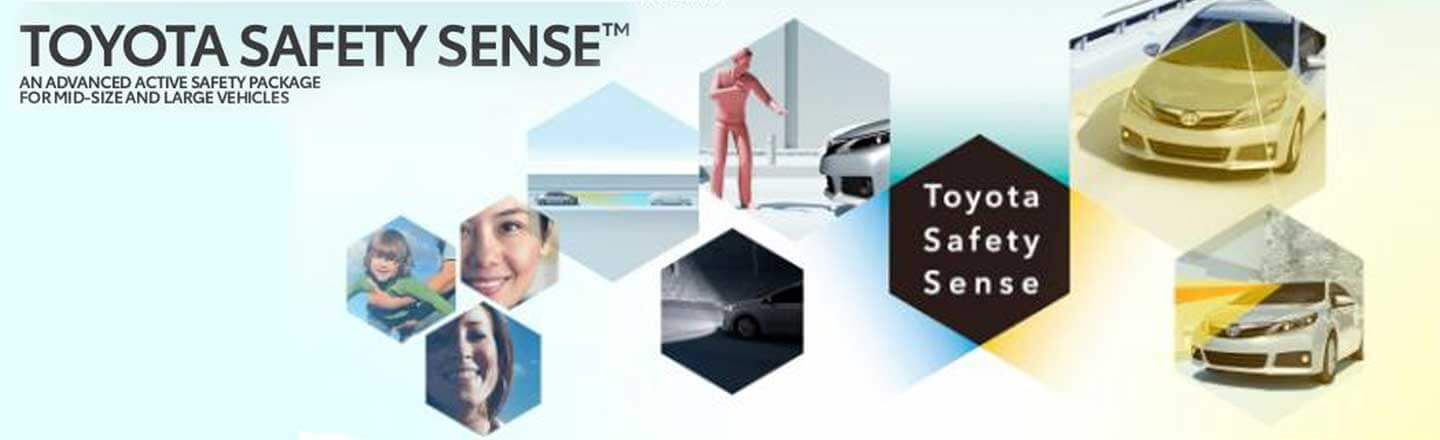 Learn About Toyota Safety Sense™ Here In Cookeville, TN