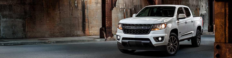 Stock Photo of 2016 Chevrolet Colorado