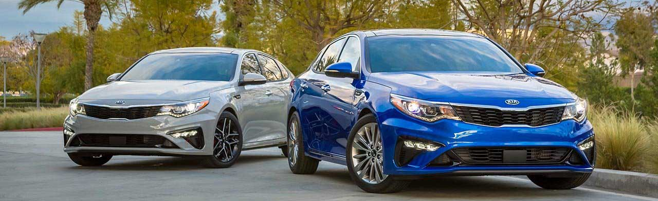 The 2019 Kia Optima Is Now Available In Pelham, AL Near Hoover