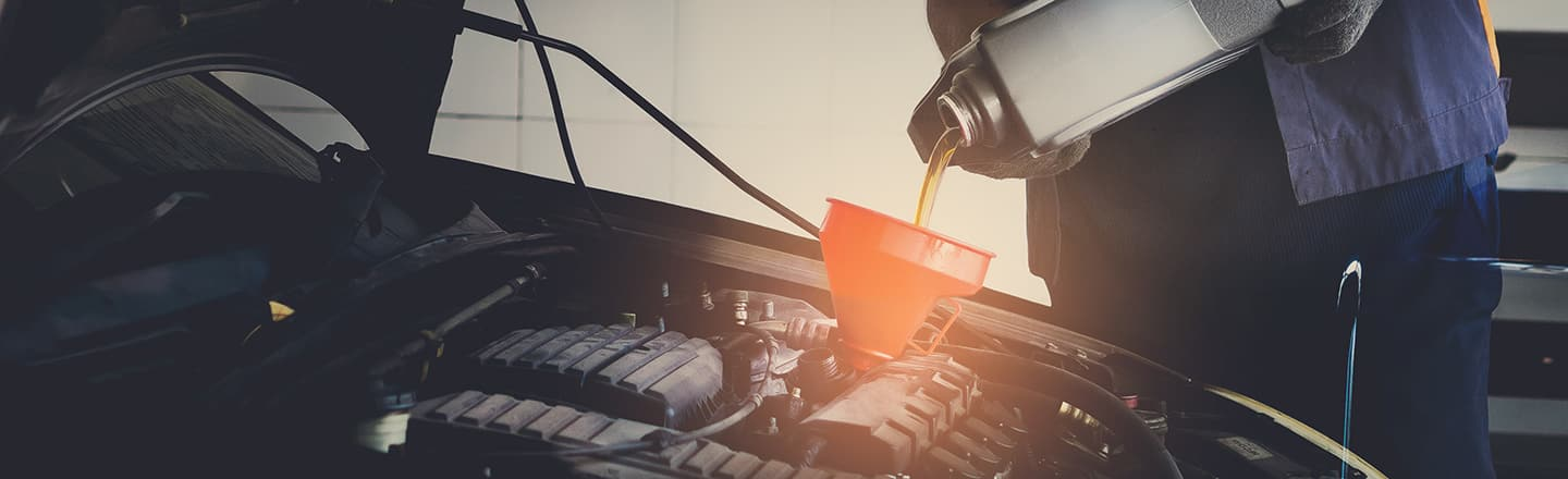 Quality Oil Change Service in Tampa, FL near St. Petersburg