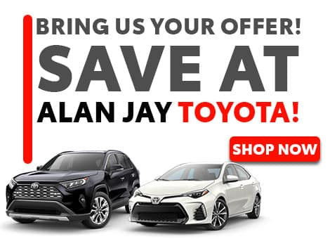 Alan Jay Toyota Offer