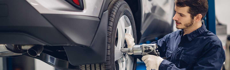 Tire Service for Maserati Automobiles in Burlingame, CA
