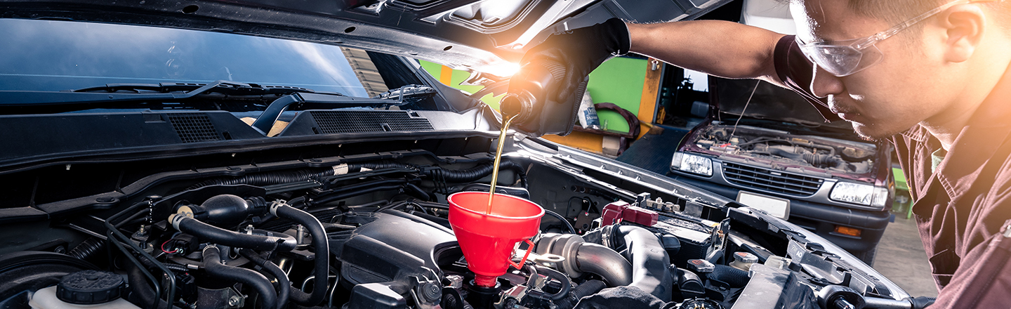 Oil Change Services For Lexington And Georgetown, KY Motorists