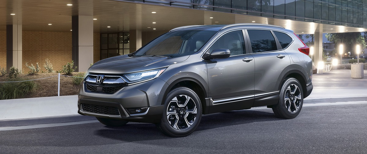 2019 Honda CR-V Trim Levels near Bay Ridge New York
