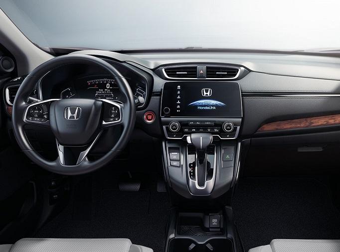 Brooklyn NY - 2019 Honda CR-V's Interior
