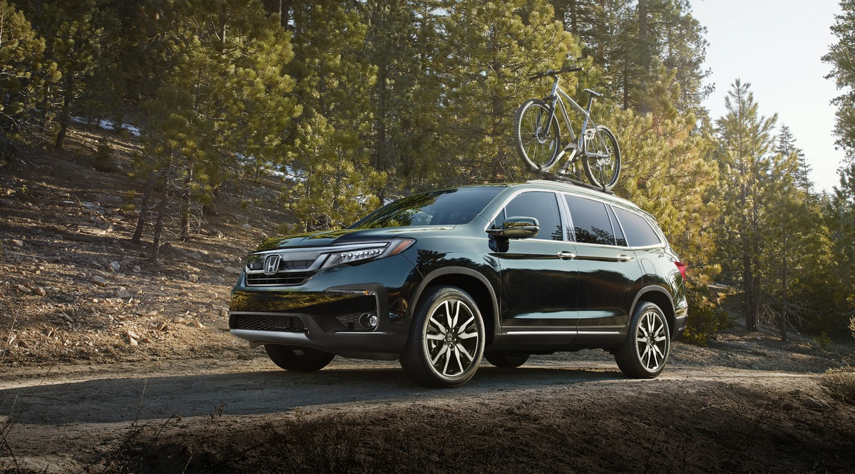 2019 Honda Pilot near Queens New York