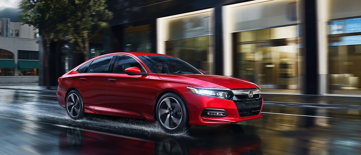 2019 Honda Accord Trim Levels near Bay Ridge New York