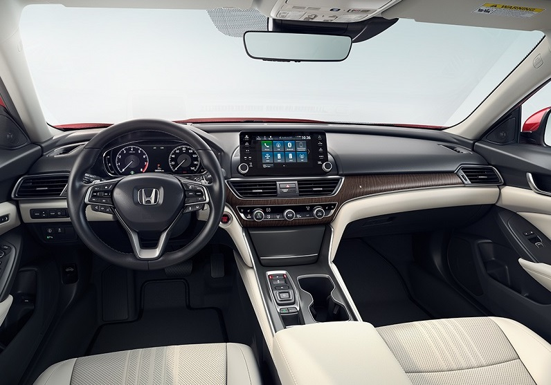 Bay Ridge NY - 2019 Honda Accord's Interior