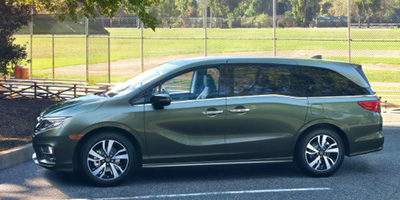 Research New Honda Odyssey