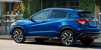 Research New Honda HR-V
