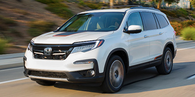 Research New Honda Pilot
