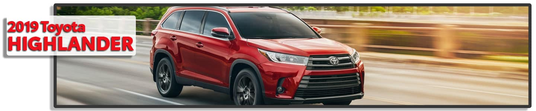 Toyota of Ashland 2019 Highlander