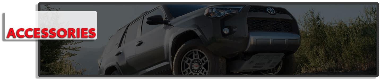 Toyota of Ashland Accessories