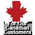 maple leaf canadian customers
