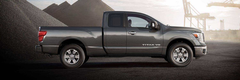2018 Nissan Titan Trucks In Kingsport Tennessee Wallace Nissan