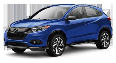2019 HR-V Sport AWD