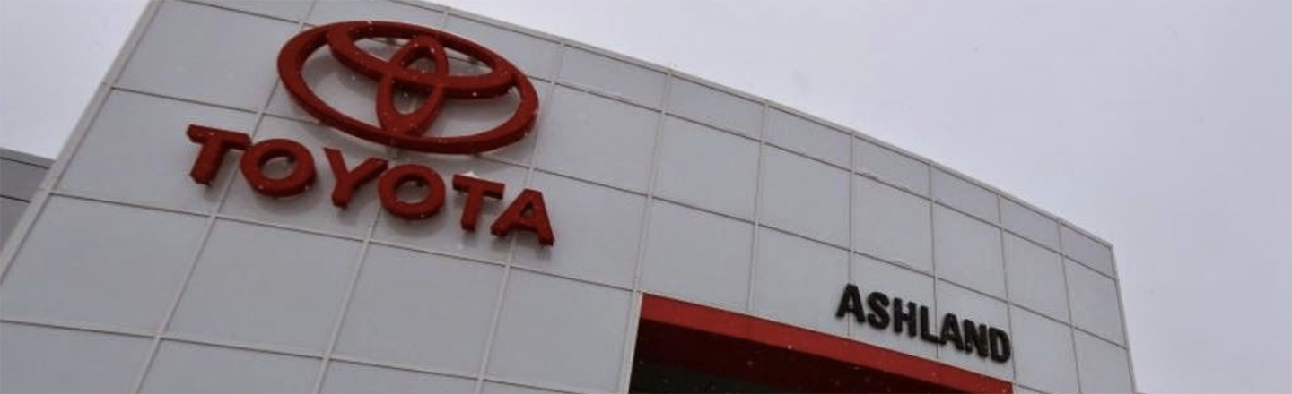 All About Toyota of Ashland In Ashland, KY