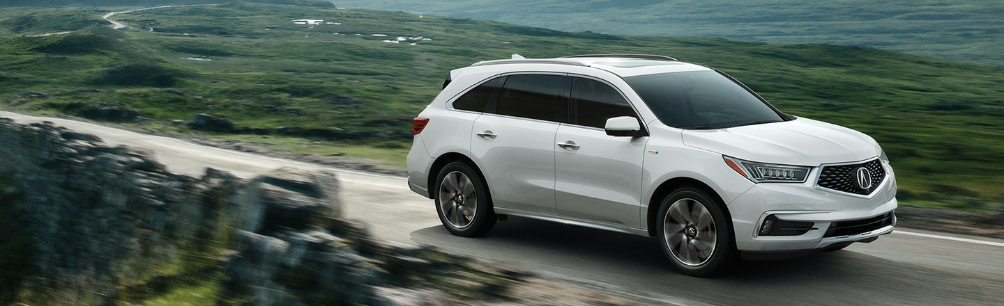Drive The New 2019 Acura MDX At Lehigh Valley Acura In Emmaus, PA