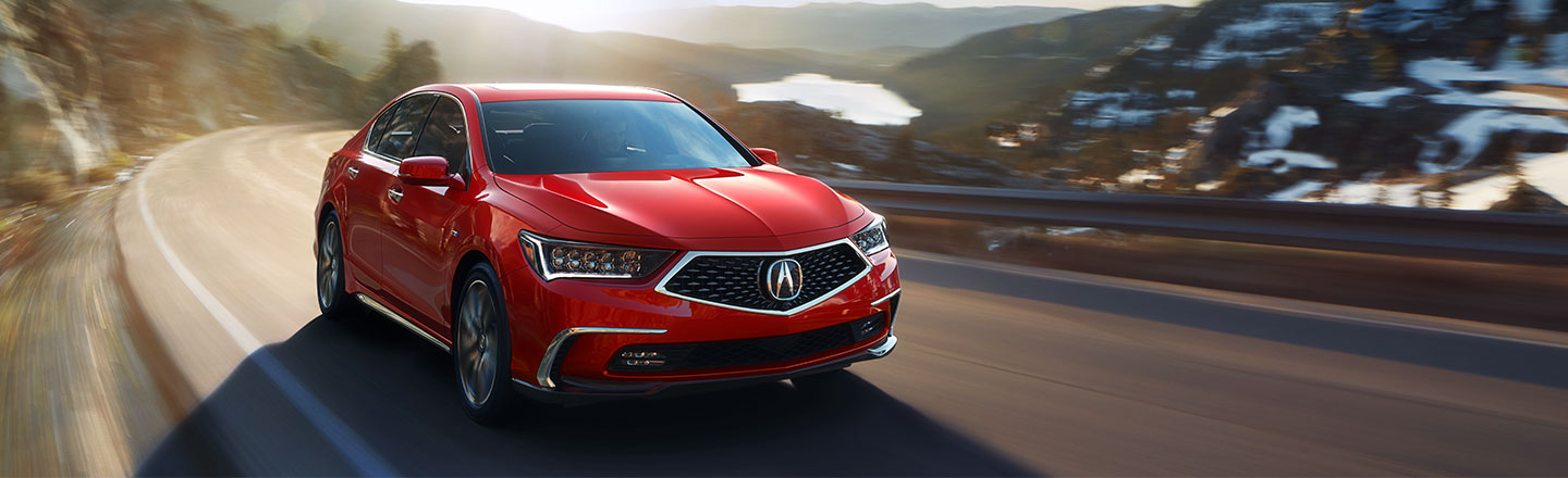 Enjoy The New 2019 Acura RLX In Emmaus, PA At Lehigh Valley Acura