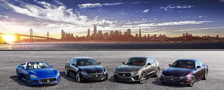 Maserati Dealer Serving San Mateo & Hillsborough, CA Drivers
