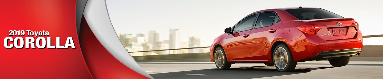 2019 Toyota Corolla Sedans For Sale Near Tarpon Springs, FL