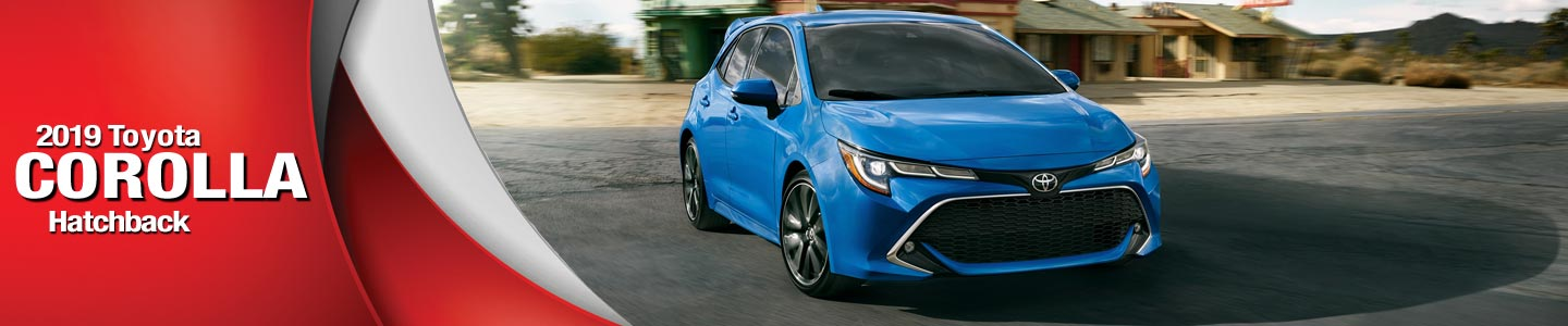 2019 Toyota Corolla Hatchbacks For Sale Near Tarpon Springs, FL