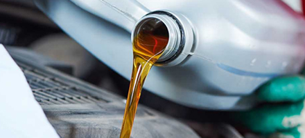 Toyota Synthetic Oil & Filter Special