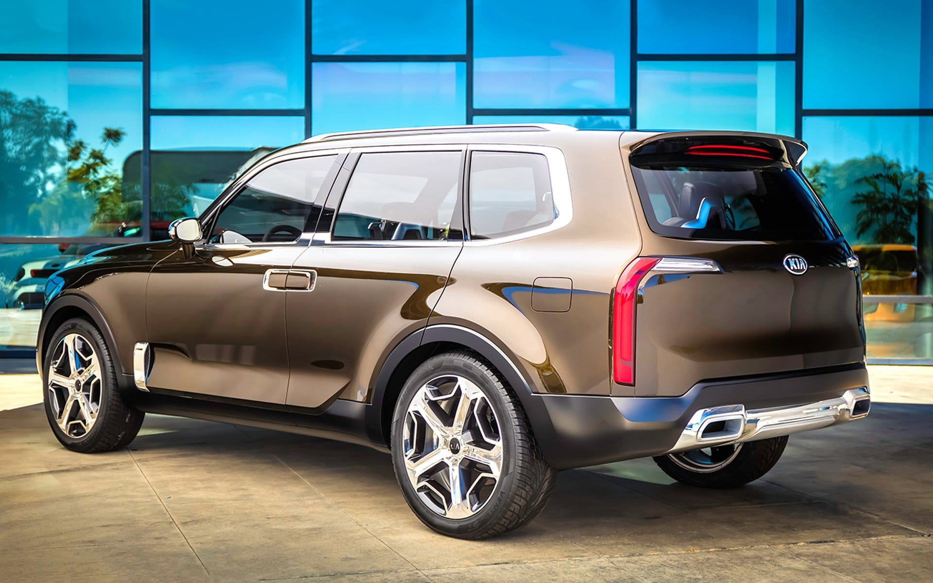 Learn About The Upcoming 2020 Kia Telluride Suv Greenway Kia West