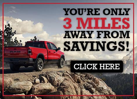 Sulpher Springs Dodge 3 Miles From Savings