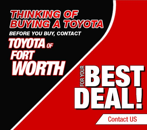 Buy a Toyota from us