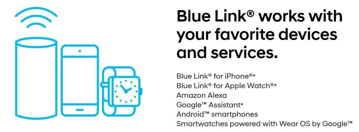 Blue Link Image
