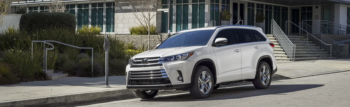 Step Up To A 2019 Toyota Highlander In Lexington, KY Near Georgetown
