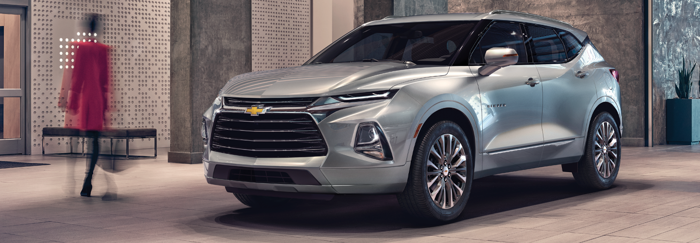 2019 Chevrolet Blazer for Sale in Chattanooga, TN | Serving
